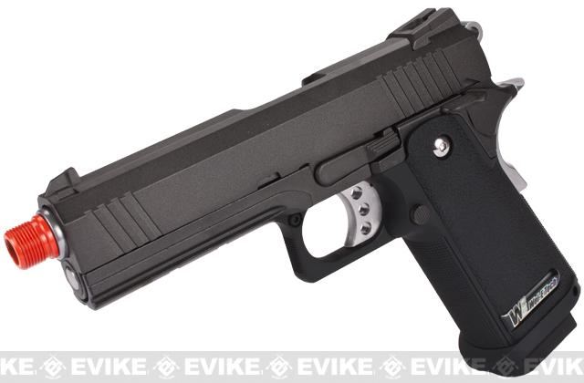 WE 4.3 Hi-Capa Full Metal Airsoft Gas Blowback - Type B