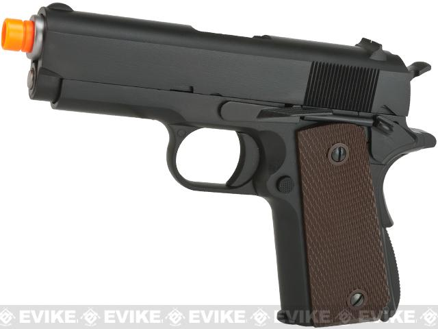 WE-USA NG3 Full Metal 1911 Officer Compact GBB Airsoft Gas Blowback Hand Gun