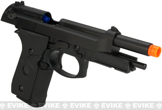 WE CQB Master Full Metal M9 PTP Airsoft Gas Blowback - Spec Op Edition