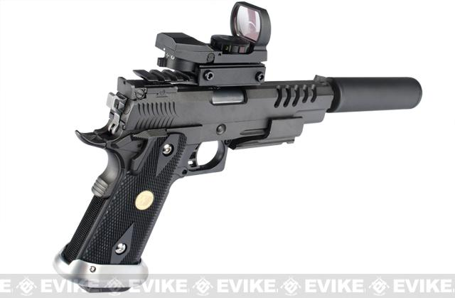 Pre-Order ETA October 2016 Evike.com Class I Custom ZOMBIE KILLER Hyper Speed HI-CAPA Full Metal Airsoft Gas Blowback
