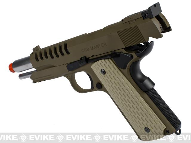 z WE CQB Master Full Metal Hyper Speed MEU Airsoft GBB Pistol