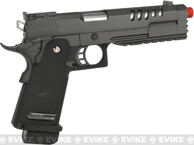 WE-Tech Hyperstrike Gas Blowback Pistol - Black