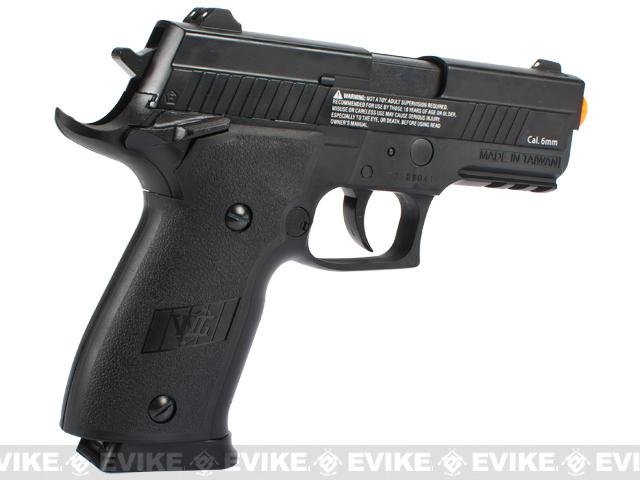 WinGun Full Metal Special Force 229S Airsoft CO2 GBB Pistol