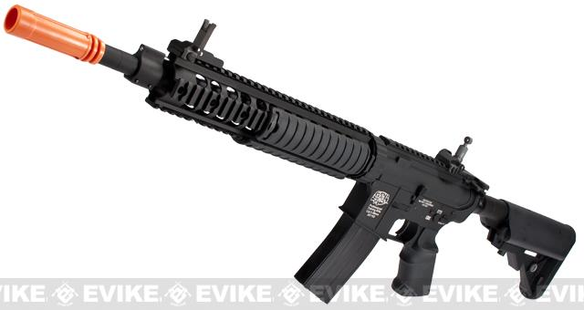 G&P Full Metal SPR/A Custom Airsoft AEG Sniper Rifle (Crane Stock)