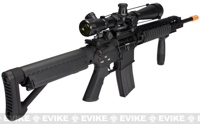 G&P Navy SEAL Custom Airsoft AEG Rifle w/ M1 Sniper Scope (Package: Gun Only)
