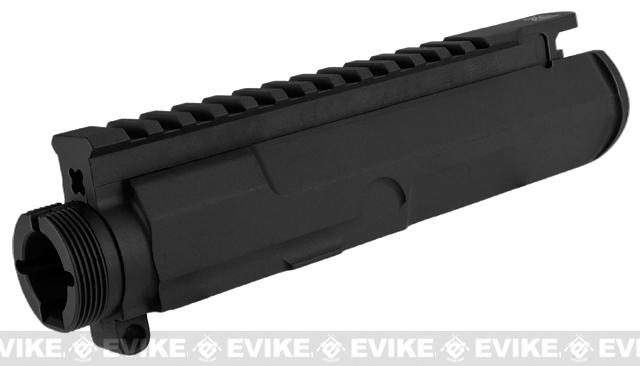 G&P Upper Receiver for M4 M16 Series Airsoft AEG Rifles - Black