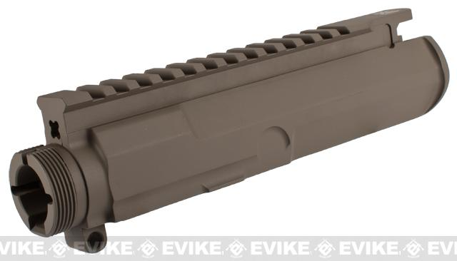 G&P Upper Receiver for M4 M16 Series Airsoft AEG Rifles - Sand