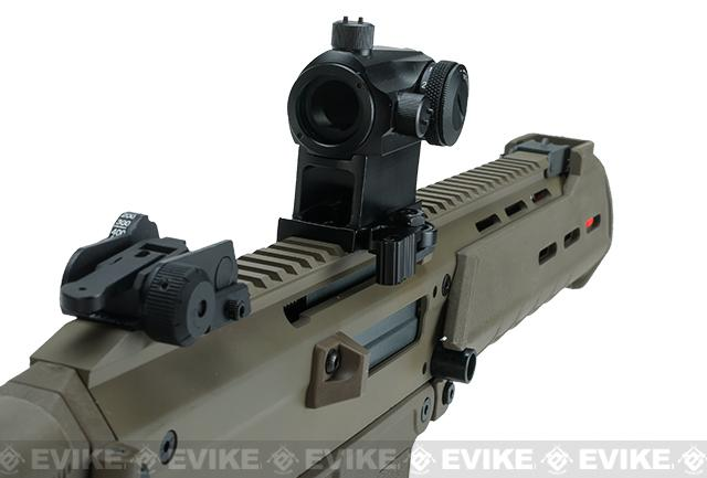 G&P Custom PTS Licensed Masada Airsoft AEG Rifle - Dark Earth (Package: Gun Only)