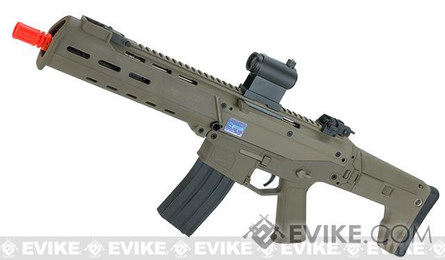 G&P Custom PTS Licensed Masada Airsoft AEG Rifle - Dark Earth