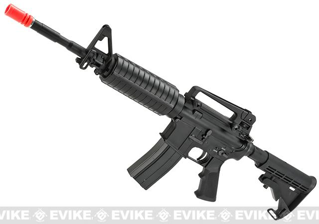 Bone Yard - AGM M4 Full Metal Airsoft Gas Blowback GBB Rifle (Store Display, Non-Working Or Refurbished Models)
