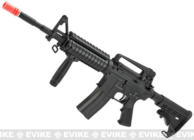 z AGM M4 RIS Full Metal Airsoft Gas Blowback GBB Rifle