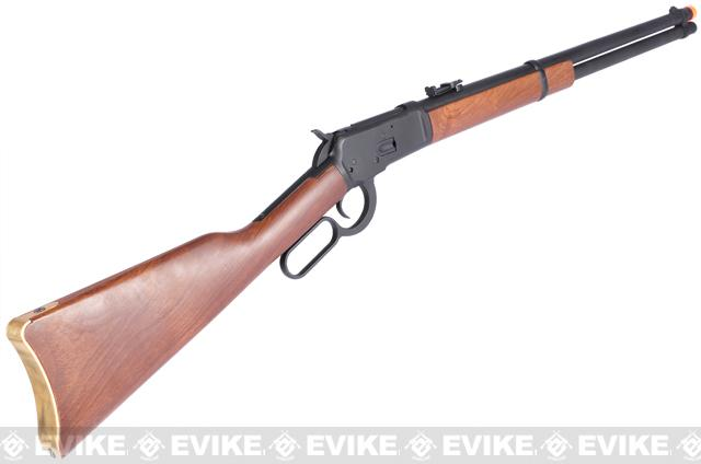 Bone Yard - Airsoft 1892 Gas Lever Action Rifle (Store Display, Non-Working Or Refurbished Models)