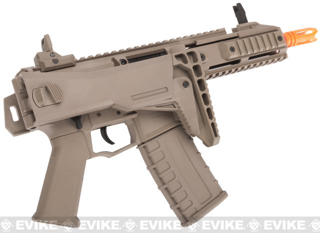 GHK G5 Airsoft Hard Kick Gas Blowback GBB Rifle - Tan