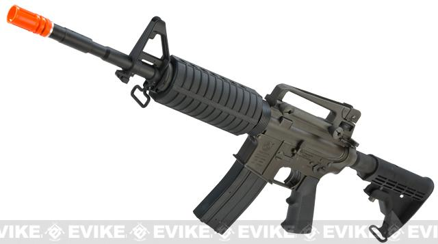 Pre-Order ETA June 2017 King Arms Full Metal Fully Licensed Colt M4A1 Carbine Airsoft Gas Blowback GBB Rifle