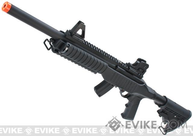 KJW Full Metal KC-02 Style-B Airsoft Gas Blowback Sniper Rifle