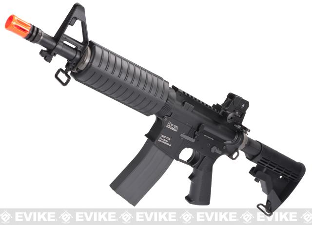 KWA Full Metal PTR LM4C Airsoft Gas Blowback GBB Rifle