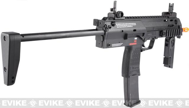 z H&K Umarex MP7 Hard Kick Airsoft Gas Blowback by KWA (Two Magazine Special Package Deal!)