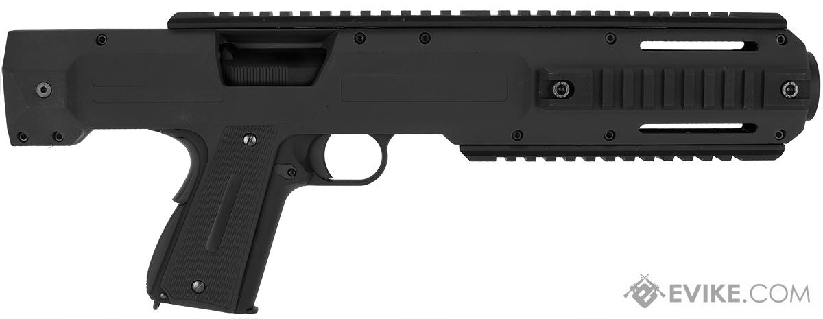 Matrix MEU Carbine Rapid Deployment Series Airsoft Rifle (Color: Black)