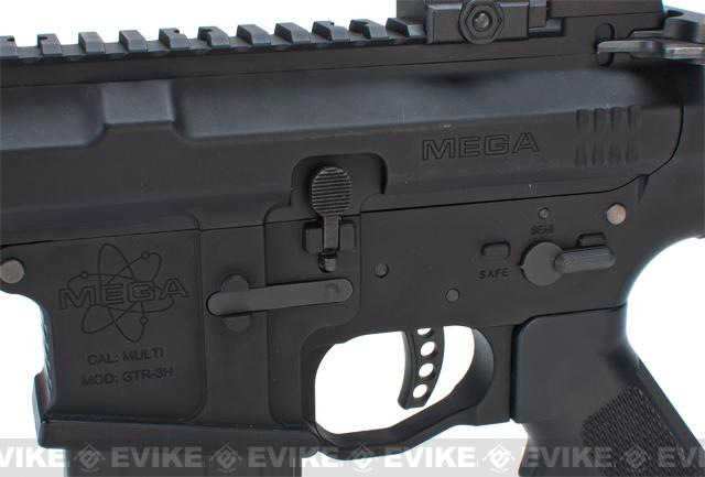 PTS Mega Arms Licensed MKM LM4 GBB Gas Blowblack Rifle