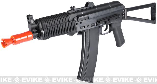 WE AK74UN Full Metal Airsoft Gas Blowback GBB Rifle
