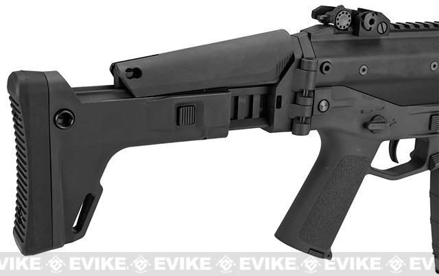 WE-Tech MSK Airsoft GBB Rifle - Black