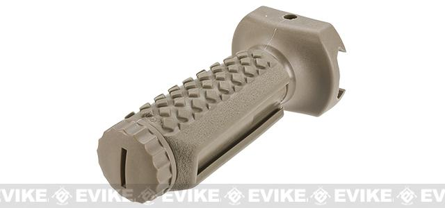 G&P Cable Switch Modular Vertical Grip - Sand