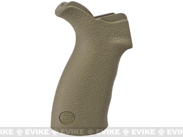 z G&P LMT Licensed Ergonomic Motor Grip for M4 / M16 Airsoft AEG Rifles - Sand