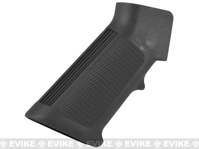 G&G / G&P Stock High Grade replacement M4 / M16 Series Airsoft AEG Motor Grip