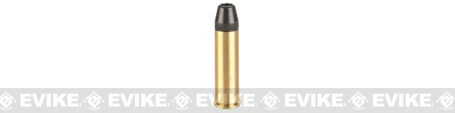 Gun Heaven Full Metal Brass Shells for WinGun / Dan Wesson 4.5mm (.177) Series Co2 Revolvers - Set of 12