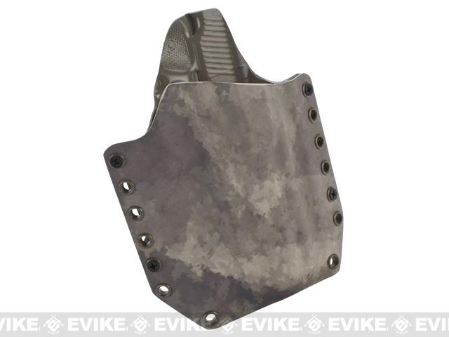 KAOS Concealment Custom Kydex Holster - WE TM KWA 1911 / Right / A-TACS