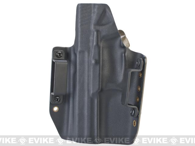 KAOS Concealment Kydex Belt / MOLLE Holster - KWA USP Mk23 (Right / Dark Earth)