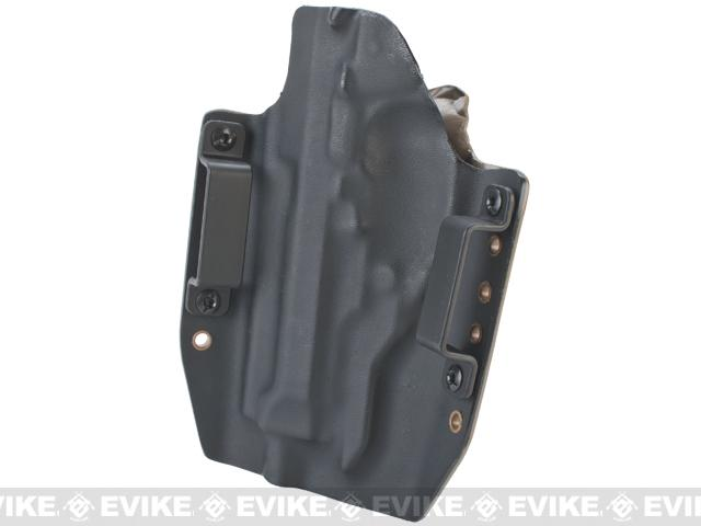 KAOS Concealment Kydex Belt / MOLLE Holster - KWA M93R (Right / Dark Earth)