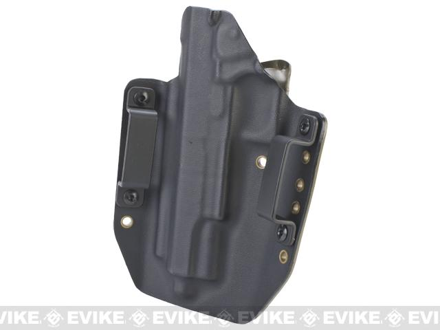KAOS Concealment Kydex Belt / MOLLE Holster - WE Hi-CAPA 5.1 (Right / Dark Earth)