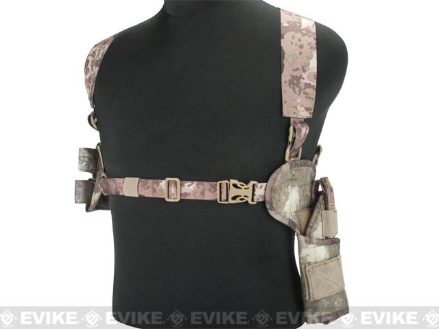 z Matrix All In One Handgun Shoulder Holster - Arid Camo