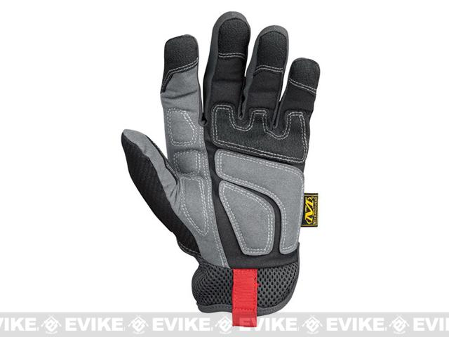 z Mechanix Wear M-Pact Pro Gloves - Black (Size: Large)