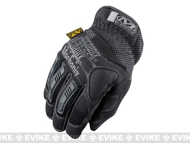 Mechanix Wear M-Pact Pro Gloves - Black - Large