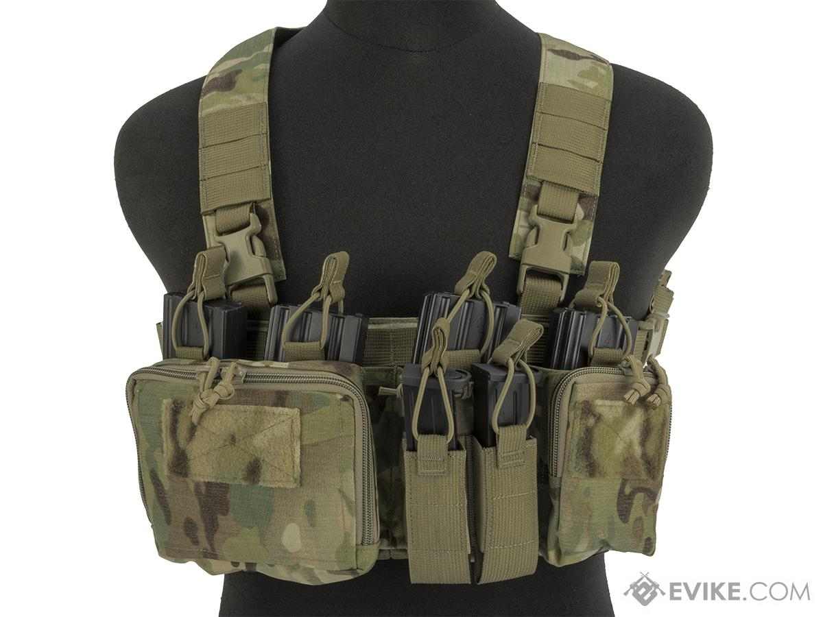 Haley Strategic HSP Disruptive Environments Chest Rig D3CR Heavy (Color: Multicam)