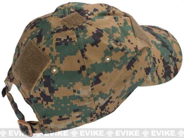 Emerson Tactical Patch Ready Baseball Cap - (Digital Marpat)