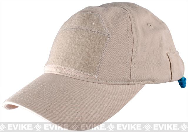 Mil-Spec Monkey Cool-Guy Hat DLUX - (Khaki / L-XL)