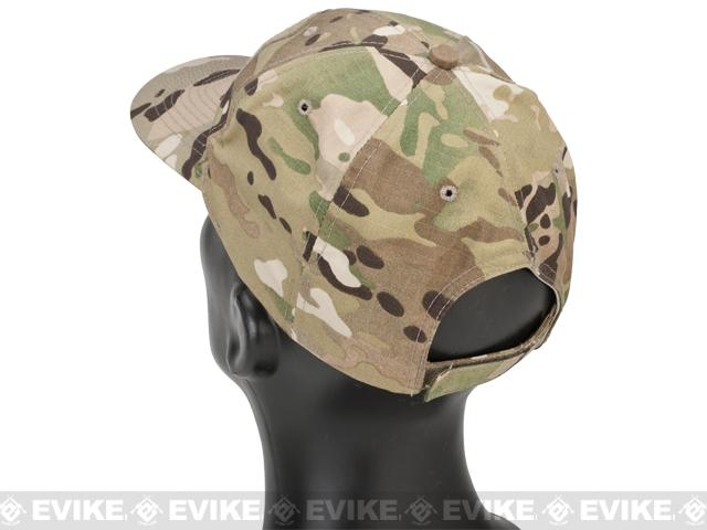 PROPPER™ 6-Panel Cap w/ Loop Field 63/35 Poly/Cotton Ripstop - Multicam