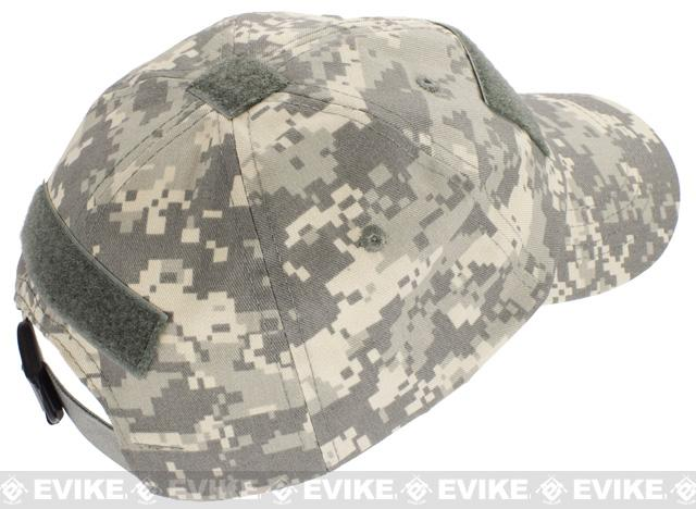 Special Forces Operator Tactical SWAT Cap (Patch Ready) - ACU