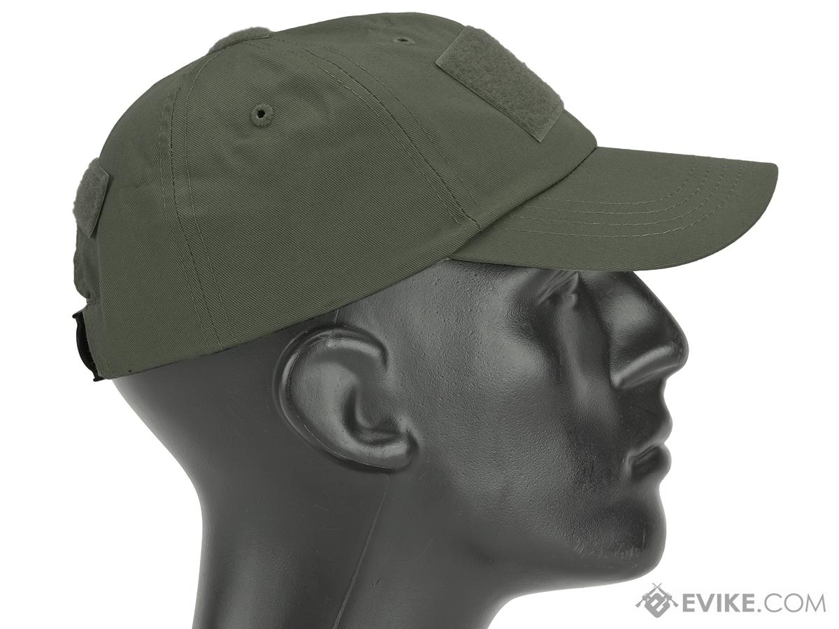 Evike.com Patch Ready Operator Tactical Ball Cap (Color: OD Green)