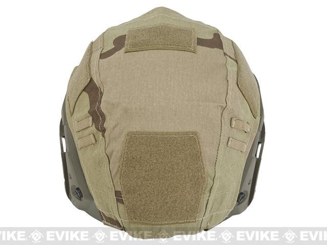 Vaultac Bump Type Helmet Cover - Three Color Desert (DCU)