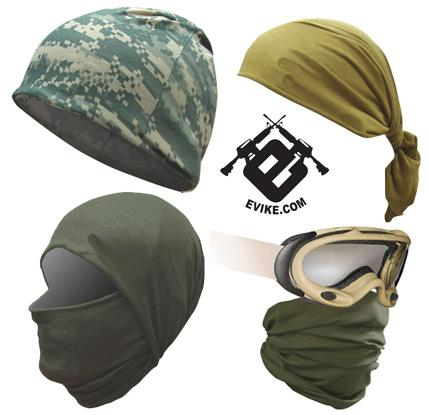 Matrix Tactical Multi-Wrap / Recon Wrap / Neck Roll / Balaclava (Foliage)