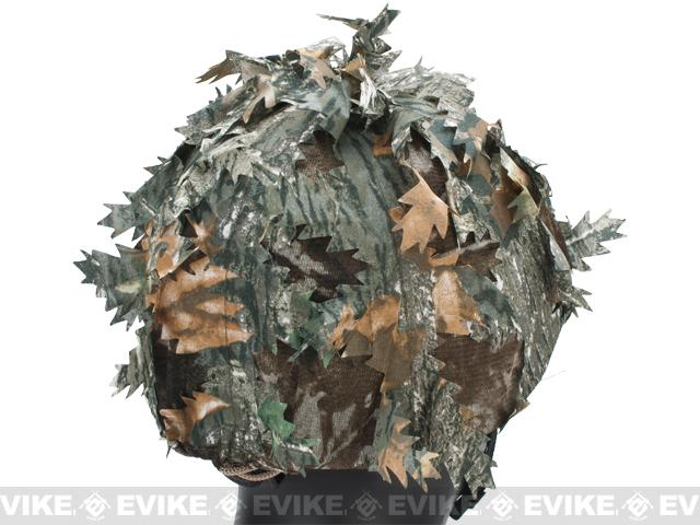 z Avengers Lightweight Airsoft Helmet - Fall Forest Camo