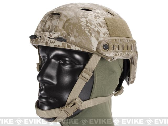 Emerson FAST Type Tactical Airsoft Helmet (BJ Type / Advanced / Digital Desert)