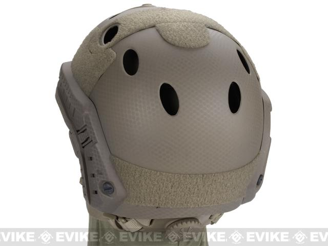 Emerson Bump Type Tactical Airsoft Helmet (PJ Type / Advanced / Navy Seal)