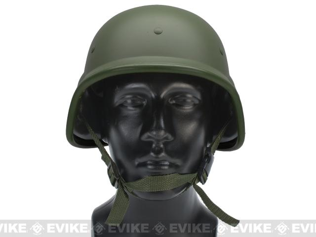 Firedragon Heavy Duty PASGT Airsoft Helmet - OD Green