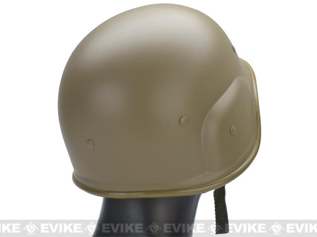 Firedragon Heavy Duty PASGT Airsoft Helmet - Tan