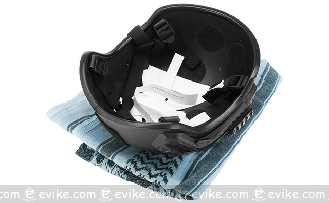 NSRT Helm of Reasoning with Blue Shemagh by Evike.com